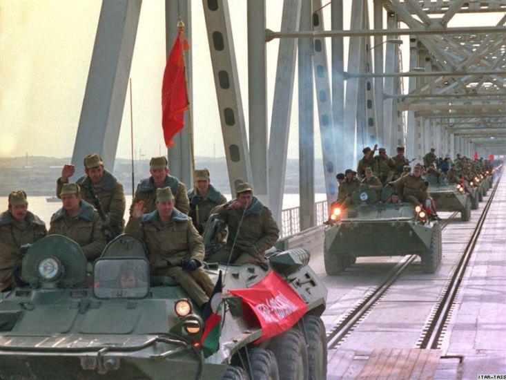 День вывода наших войск из афганистана - это не только праздник, но ещё и день скорби